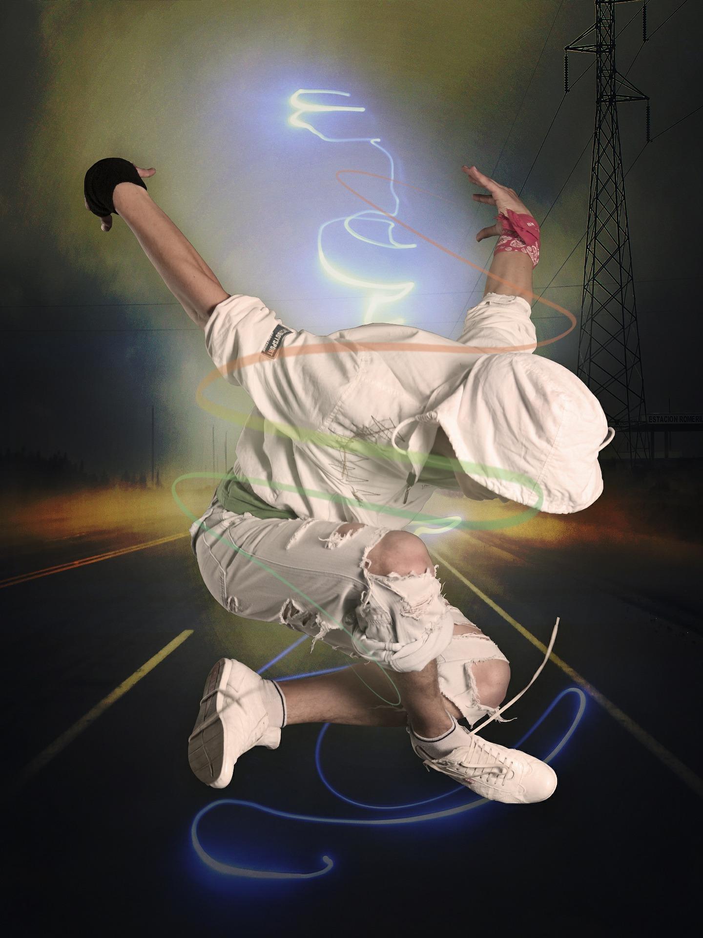 Chip N Dale Dancer: Carlos